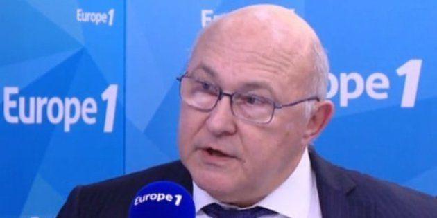 Michel Sapin annonce que le déficit public de l'année 2015