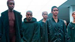 Le premier défilé mégalo de Kanye
