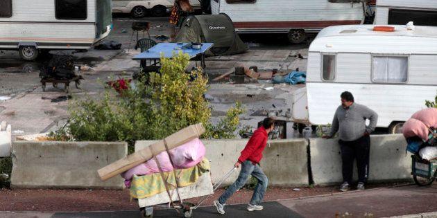 Roms : les riverains racontent leur vie près des