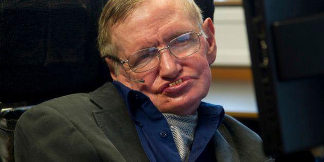 Stephen Hawking aimerait jouer au cinéma le rôle d'un méchant de