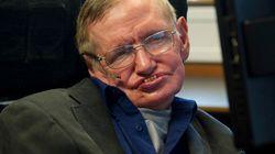S'il était acteur, Stephen Hawking se verrait bien dans le rôle