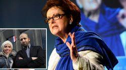 Christine Boutin réfute toute comparaison avec le parti des musulmans de