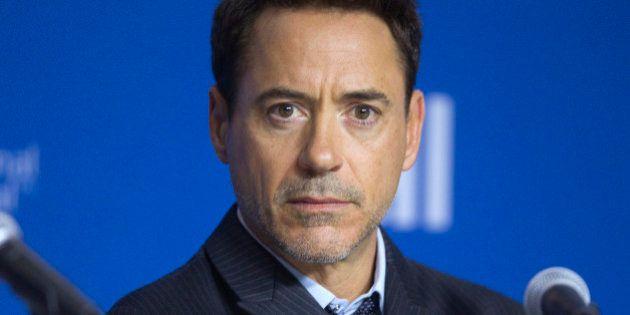 PHOTO. Robert Downey Jr. découvre une