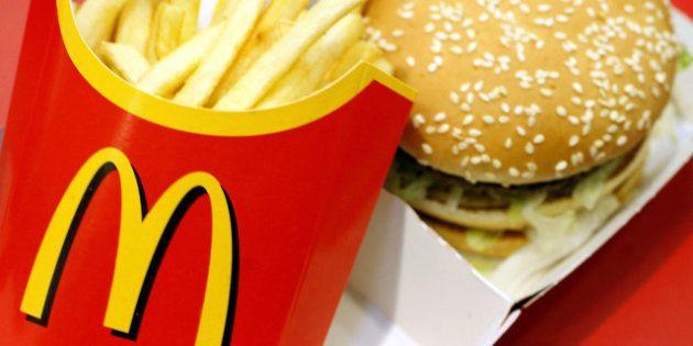 Un américain poursuit McDonald's en justice pour ne lui avoir donné qu'une seule