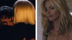 Heidi Klum et une star de