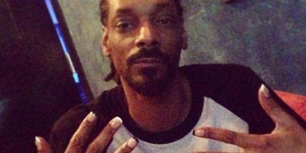 PHOTOS. La French manucure de Snoop