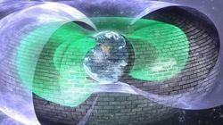 Un bouclier invisible protège la Terre comme dans