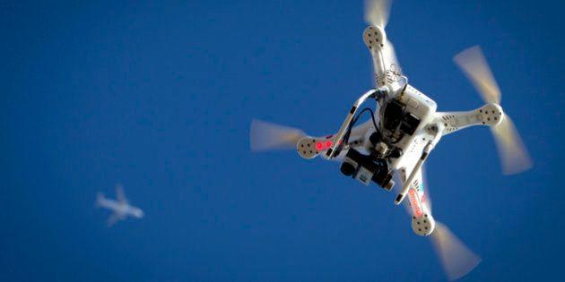 Canon laser, filets, aigles... quelles pistes pour protéger les avions des