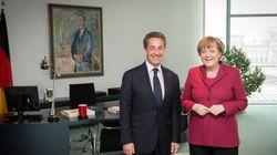 A Berlin, Sarkozy souffle le chaud et le froid sur son