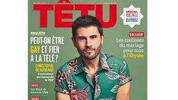 Christophe Beaugrand en couverture de