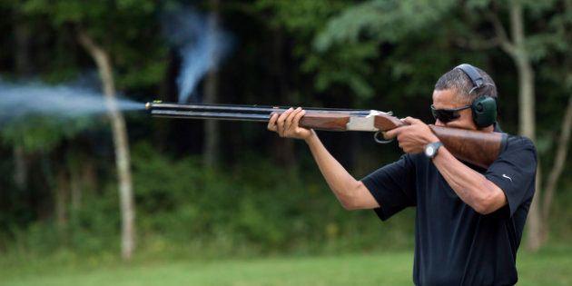 Etats-Unis : l'interdiction des armes d'assaut proposée par Barack Obama