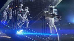 Ce cri dans Star Wars 7 est bien connu des