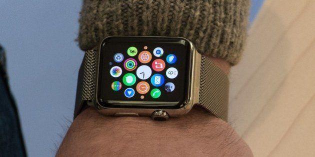 Sortie de l'Apple Watch: la plupart des développeurs d'application n'y ont pas encore eu