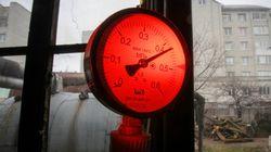 Le gaz russe peut tuer l'Ukraine pour de