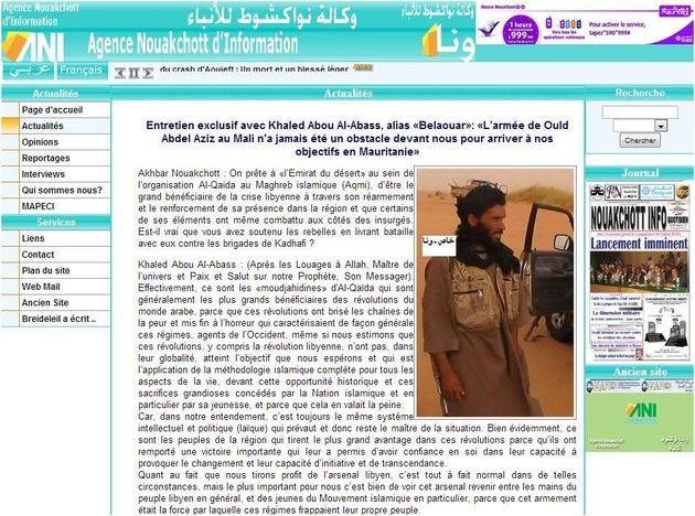 Otages français :Qui est l'ANI, la mystérieuse agence de presse mauritanienne qui en sait tant sur les...