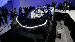 Faraday Future, la mystérieuse startup qui rivalise avec les voitures électriques