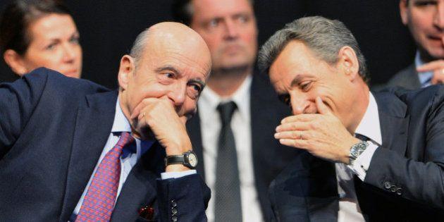 Alain Juppé et Nicolas Sarkozy: une bataille de mots bien avant une bataille