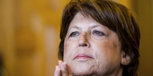Congrès du PS: Martine Aubry entretient le doute, le concours de pronostics est