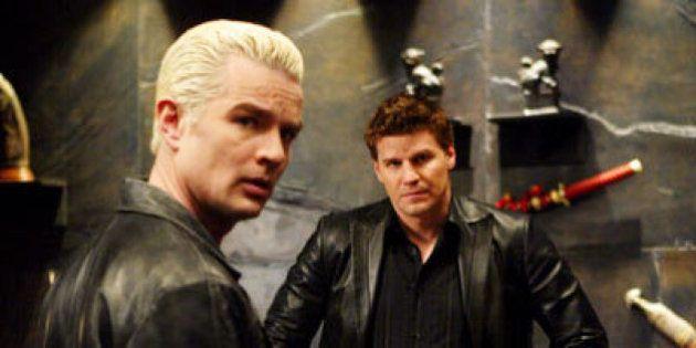 Sarah Michelle Gellar (Buffy) a choisi entre Spike et