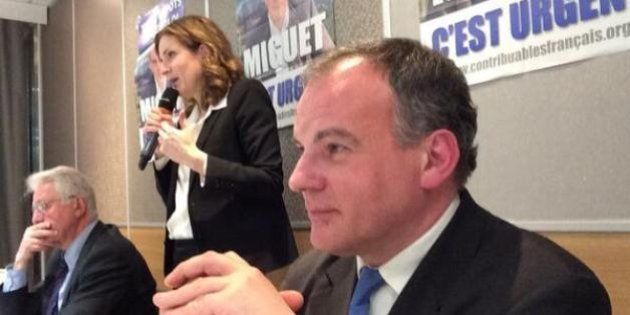 Nicolas Miguet soutien de NKM? La candidate et l'intéressé