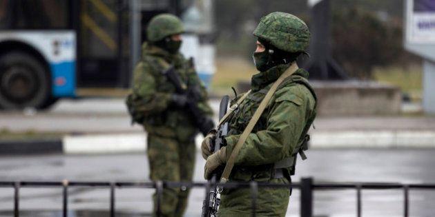 EN DIRECT. Ukraine: la Crimée en état de siège, le mouvement pro-russe