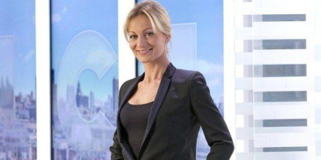 Qui est Audrey Crespo-Mara, la remplaçante de Claire Chazal sur TF1 pour cet été