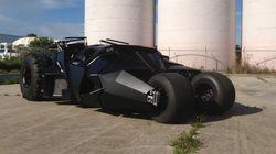 Cette Batmobile est en vente et en état de marche, mais coûte (très)