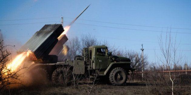Ukraine: les séparatistes