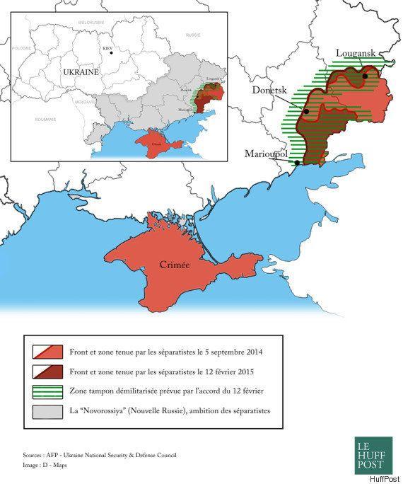 Ukraine - Russie: cessez-le-feu, zone tampon, libération de prisonniers... ce que prévoient les accords...