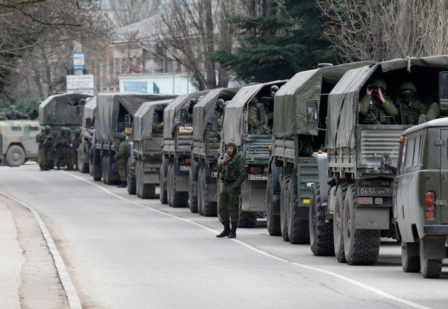 Crise en Crimée : comment Moscou a consciencieusement avancé ses