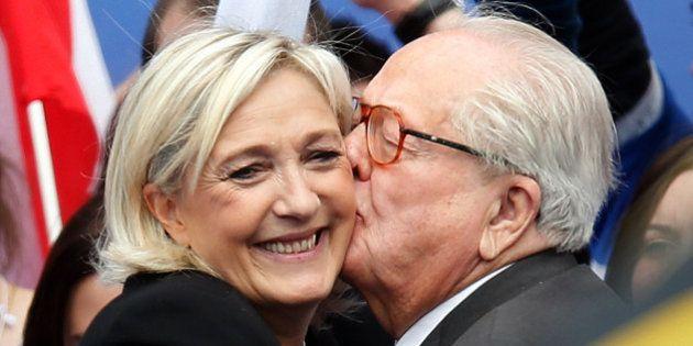 Jean-Marie Le Pen condamné à 5000 euros d'amende pour ses propos sur les