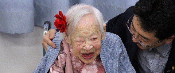 Les 5 personnes les plus vieilles du monde et leurs secrets de