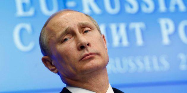 Vladimir Poutine renonce à construire le gazoduc South Stream, contesté par