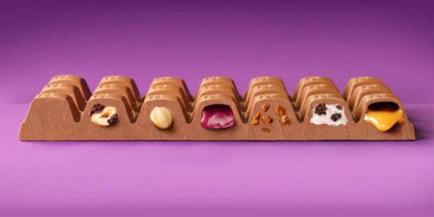 Un chocolat Cadbury digne de