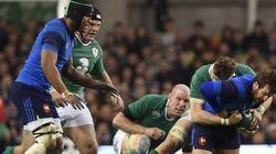 Tournoi des six nations: le XV de France s'incline en Irlande 18 à