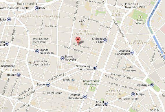 PHOTOS. Paris: explosion dans le sous-sol d'un immeuble du Xe arrondissement, trois morts et un blessé