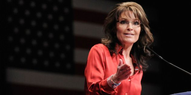 Sarah Palin avait prédit l'invasion de l'Ukraine par la