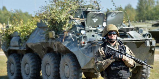 Ukraine: l'armée n'est pas en mesure d'inquiéter les troupes
