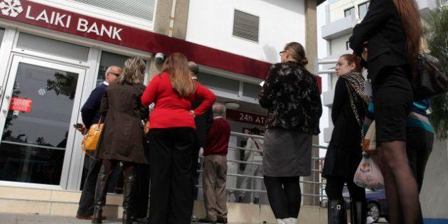 Chypre : le système bancaire au bord du gouffre après l'ultimatum de la