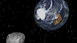 Un astéroïde en approche ?