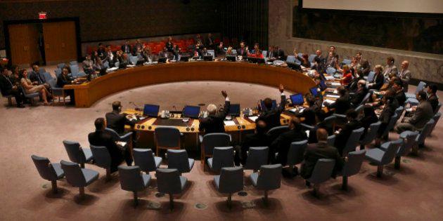 Syrie: la communauté internationale en passe de valider la destruction des armes