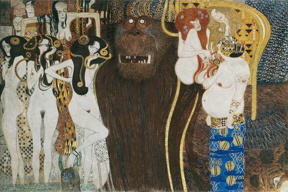 Expo: Klimt, la Sécession