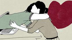 Du virtuel au réel, comment les sites de rencontres réinventent l'amour à