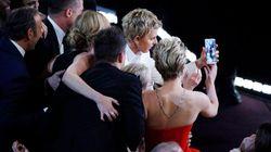 Oscars: La réponse de Nokia au selfie sponsorisé par