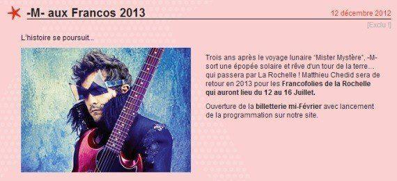 VIDÉOS. Rock en Seine, Hellfest ou Vieilles Charrues: comment dévoiler la programmation de son