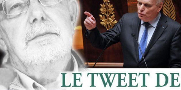 Le tweet de Jean-François Kahn - Motion de censure ? Non, désastre
