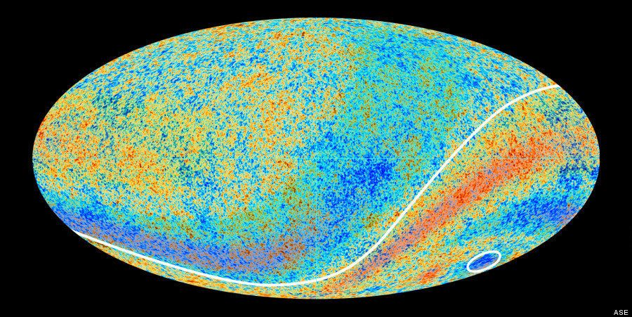 PHOTOS. Le satellite Planck dévoile la photo de l'Univers primordial la plus précise jamais
