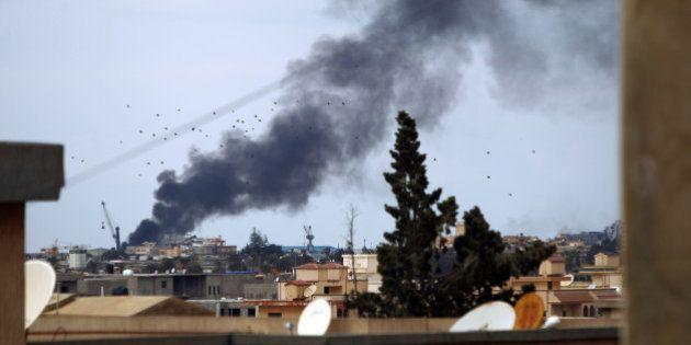 Chrétiens décapités par l'État islamique : l'Egypte a bombardé les positions du groupe jihadiste en