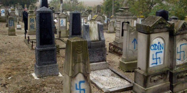 Profanations de tombes juives: les principaux précédents en