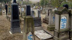 Profanations de tombes juives: les nombreux